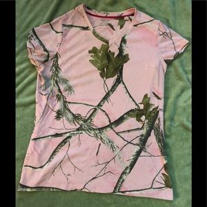 REALTREE CAMOUFLAGE SHIRT